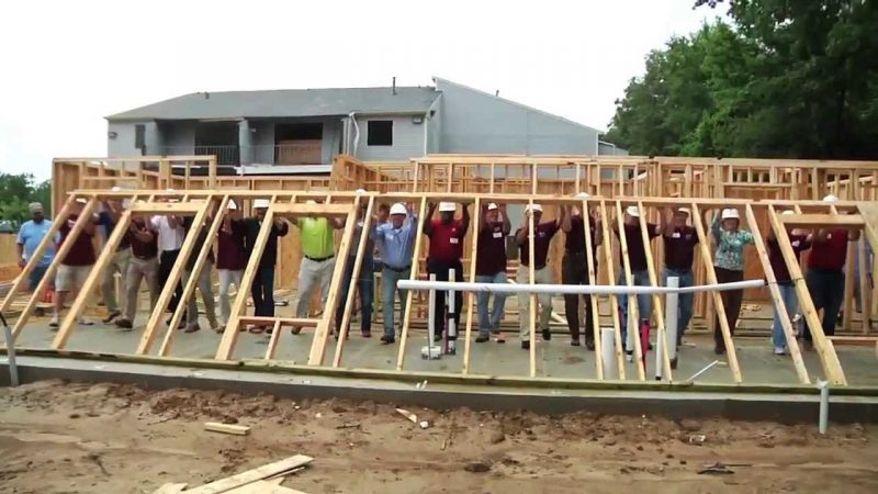 Charities That Build Homes For Veterans